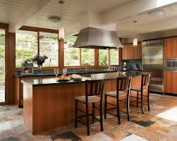 kitchen lovely kitchen plans with island wood dark counters2