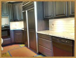 Refinish Kitchen Cabinets Without Stripping Creative Of Refinish Kitchen Cabinets Without Stripping Best Way