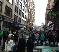 what cities have the best st patrick u0027s day celebrations 2014