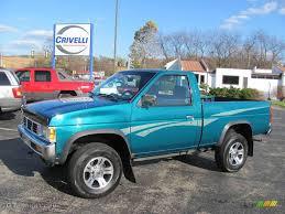 nissan hardbody 1997 vivid teal pearl metallic nissan hardbody truck xe regular