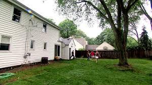 backyard hangout video diy