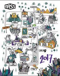 Festival Map Nass Festival Map Nass Festival 2018