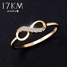 wholesale gold rings images 17km brand genuine ring best friends wholesale crystal cross jpg