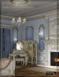 Victorian Bedroom Design by Symphony For Reflections Victorian Bedroom 3d Models And 3d