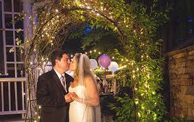 wedding arches with lights outdoor and patio lighting ideas