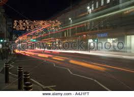 aberdeen christmas or festive lights union street aberdeenshire