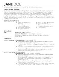 economics major resume entry resume for an jiang my perfect resume