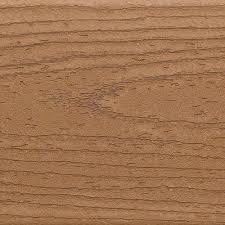 Composite Decking Brands Trex Enhance 1 In X 6 In X 8 Ft Beach Dune Square Edge Capped