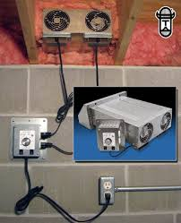 basement ventilation system cost amazon com tjernlund x2d model products xchanger reversible