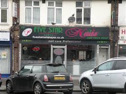 five star nails on coldharbour lane nail salons in hayes middlesex
