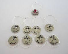 personalized charms bulk sted personalized wine charms bulk order by kimgilbert3
