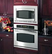 how to install a wall oven in a base cabinet 27 combo microwave wall oven wall mounted oven and microwave wall