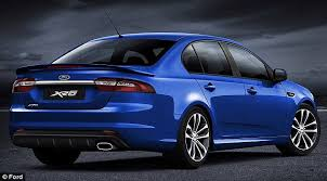 what country makes ford falcon is australian vehicle to call zero if you