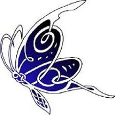 symbols of celtic butterfly artist ideas