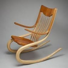 Wood Rocking Chair Bent Wood Rocking Chair Foter