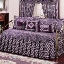 Purple And Green Bedding Sets Daybeds Bedding Sage Green Floral Daybed Comforter Sets For