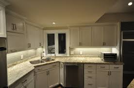 Kitchen Under Cabinet Lighting Options Modern Cabinets - Kitchen under cabinet led lighting