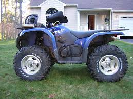 larger tires on a 450 yamaha grizzly atv forum