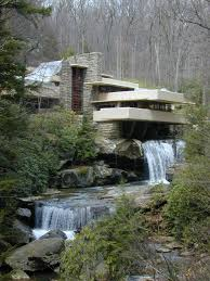 frank lloyd wright u0027s u201cfalling water u201d roadside wonders