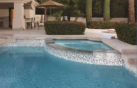 Waterfall Glass Tile Stone Texture Oceanside Glass Tile Aqua Glass Tile Mosaic