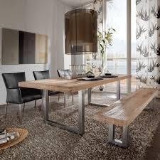 Wohnzimmertisch New York Design Esszimmergruppe Newok Aus Balkeneiche Pharao24 De