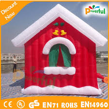 Inflatable Christmas Decorations Outdoor Cheap - factory sale cheap outdoor christmas decorations christmas house