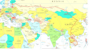 Europe And Russia Map by Russia Map And Russia In Europe Map Evenakliyat Biz
