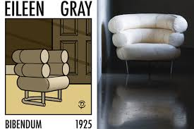 Eileen Gray Armchair Homehaus Blog The Best Resource For Finding Architects And Home