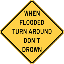 nws turn around don u0027t drown program signs and resources