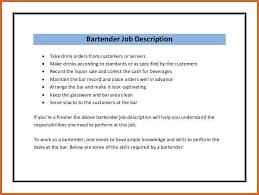bartender resume skills examples resume ixiplay free resume samples