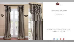 Thai Silk Drapes Signature Silk Curtains
