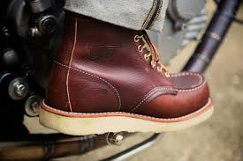 classic leather motorcycle boots bike shed gear guide 21