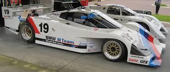 bmw car race bmw gtp