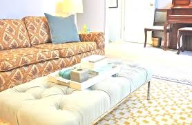 oversized ottoman coffee table u2013 itsfashion club