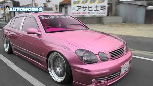 lexus ls 460 ugly wheels k break toyota aristo u0026 lexus ls460 youtube