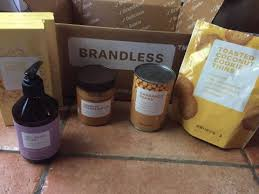 review brandless store that sells everything for 3 business