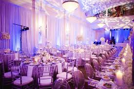 Reception Halls In Houston An All White Winter Wedding In Houston Texas Inside Weddings