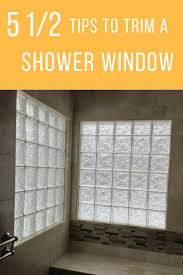 Bathroom Shower Windows by 137 Best Glass Block Windows Images On Pinterest Glass Blocks