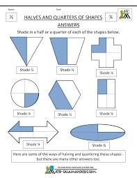 Fraction Worksheets Ks2 Fraction Shape Worksheets