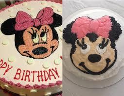 minnie mouse cake minnie mouse cake expectationvsreality