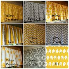 Yellow And Grey Window Curtains Curtain Yellow And Gray Window Curtains Grey Ombre