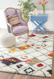 margaretta shaggy rug from plush shag by nuloom plushrugs com