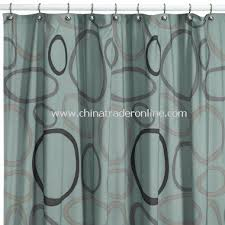 Shower Curtain Contemporary Promotional Modern Comfort By Angela Adams Lulu Dusk Fabric Shower