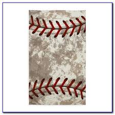 Baseball Area Rug Baseball Area Rugs Home Design Ideas And Pictures