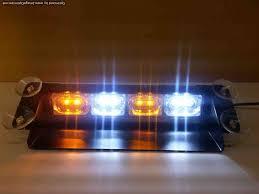 Led Emergency Dash Lights Super Bright Strobe Dash Deck Emergency Tow Truck Light