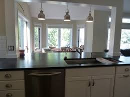 kitchen island remodel marvelous incorporate support post into kitchen island remodel