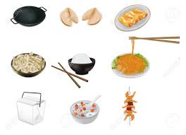 food vector chinese food vector illustration royalty free cliparts vectors