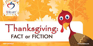 thanksgiving facts 1heart caregiver services