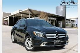 fort worth mercedes used 2017 mercedes gla class for sale in fort worth tx edmunds