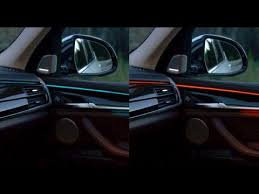 What Is Ambient Light Bmw X5 Ambient Light Youtube